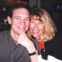 Tom and Melody in 2000