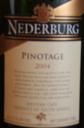 Nederburg Pinotage 2004