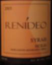 Renideo Syrah