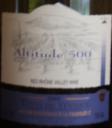 Altitude 500 Côtes du Ventoux 2003