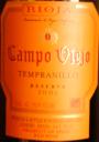 Campo Viejo Tempranillo 2001