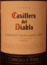 Casillero del Diablo Cabernet Sauvignon 2005