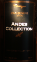 Chiñigue Andes Collection Carmenere 2006