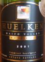 Huelken Cabernet Sauvignon 2001