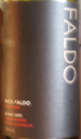 Nick Faldo Shiraz 2003