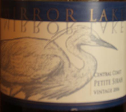 Mirror Lake Petite Sirah 2006