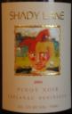 Shady Lane Pinot Noir 2004