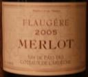 Flaugere Merlot 2005