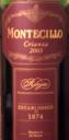 Montecillo Crianza Rioja 2003