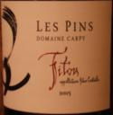 Les Pins Fitou 2005