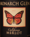 Monarch Glen Merlot 2005