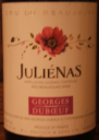 Georges DuBoeuf Julienas Beaujolais 2005