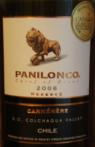 Panilonco Carmenere 2006