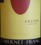 Grevin Cabernet Franc 2006